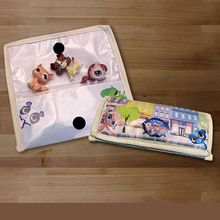 Stell eine Tasche für Deinen Littlest Pet Shop her