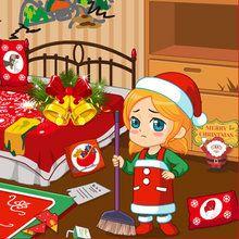 Reinigung der Weihnachten-Verwirrung