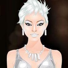 Glam Gal Gina: Futuristische Mode