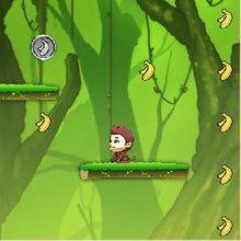 Springende Bananen