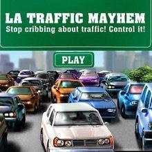 LA Verkehrschaos
