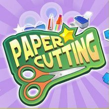 Papierschneiden