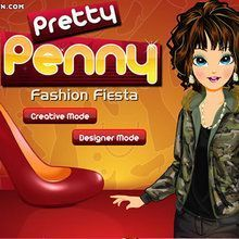 Pretty Penny: Modeparty