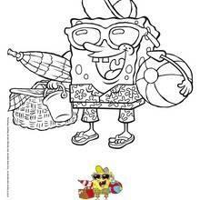 SpongeBob Strand