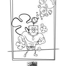 Spongebob Schwammkopf Zum Ausmalen Ausmalbilder Ausmalbilder
