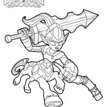 Skylander trap team coloring pages jawbreaker cast ~ Skylanders : Ausmalbilder, Kostenlose Spiele, Hellokids ...
