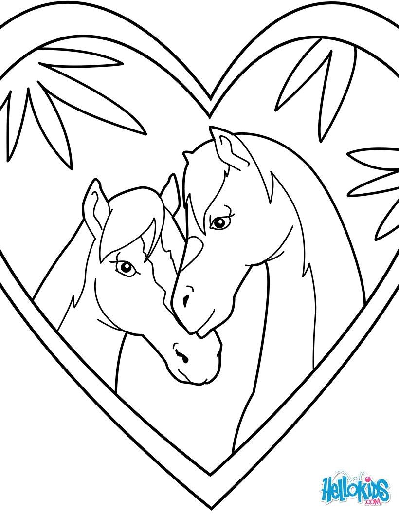 Ausmalbilder Zum Ausdrucken Pferd : Pferd Zum Ausmalen Ausmalbilder Ausmalbilder Ausdrucken De
