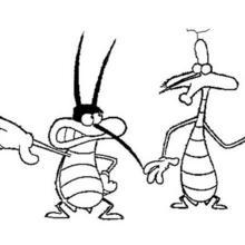 Dee Dee und Marky, die Kakerlaken