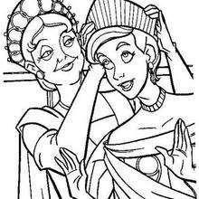 Anastasia und Marie