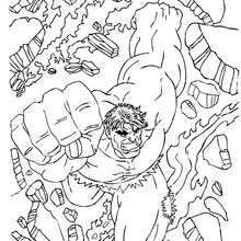 Hulk kommt