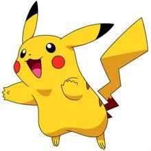 Glücklicher Pikachu Zum Ausmalen De Hellokids Com