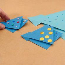 Fisch Origami für kinder