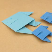 Origami Fische