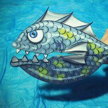 Wilde Fische