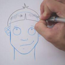 Zeichnen Sie eine Frisur: Der Bob