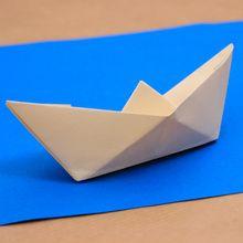 Die Origami Boot