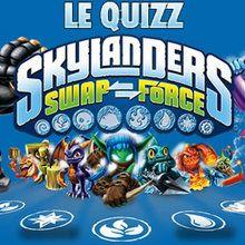 Die Charaktere in Skylanders