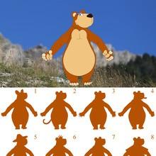 Andorra-Braunbär