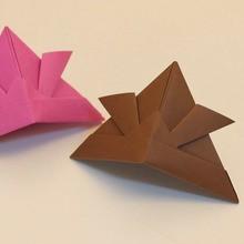 Die Origami Helm
