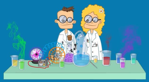 Kinder Wissenschaft Projektideen