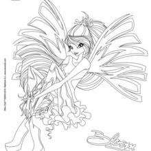 Bloom, Umwandlung Sirenix