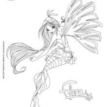 Flora, Umwandlung Sirenix