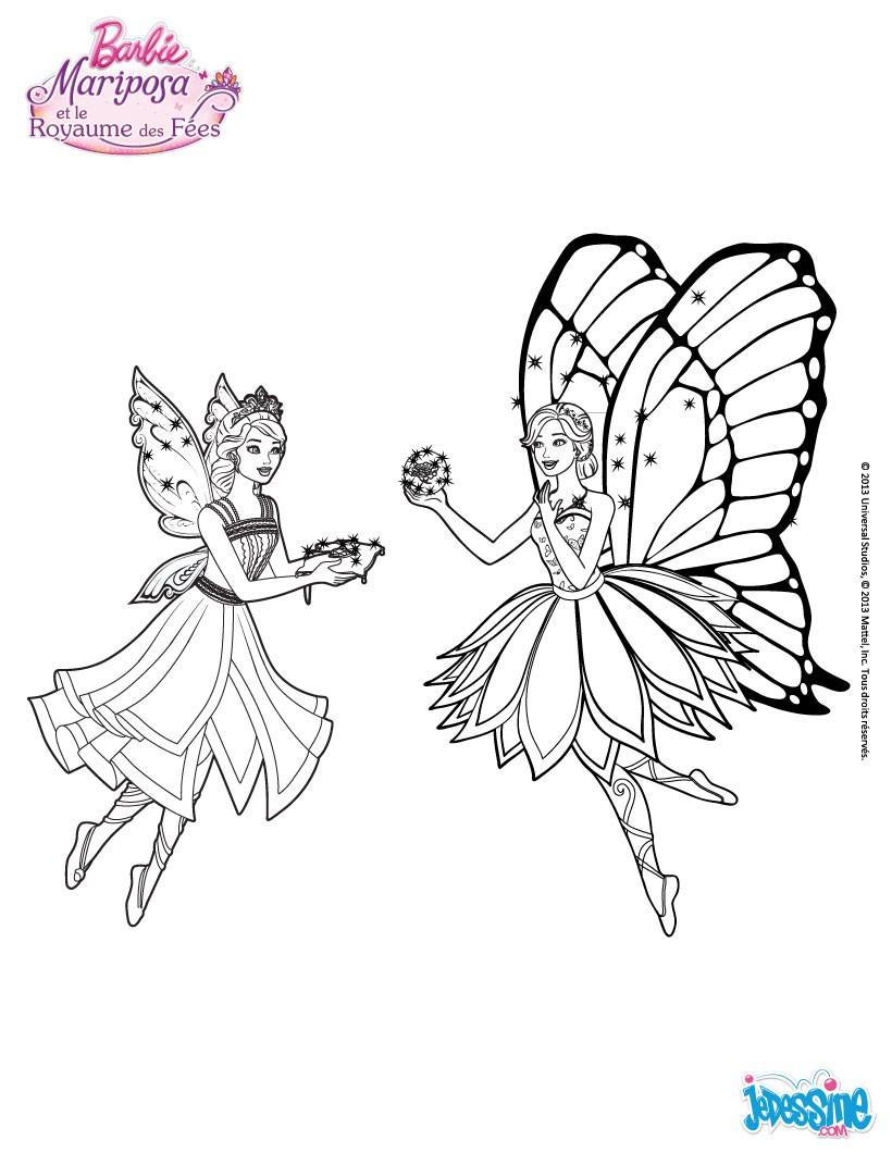 Neu Barbie Und Das Diamantschloss Ausmalbilder