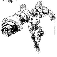 Cytro Verbündeter Max Steel