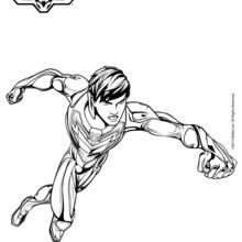 Max Steel ohne Helm