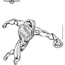 Max Steel zum Angriff
