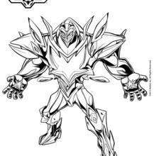 Miles Dread, der schlimmste Feind der Max Steel