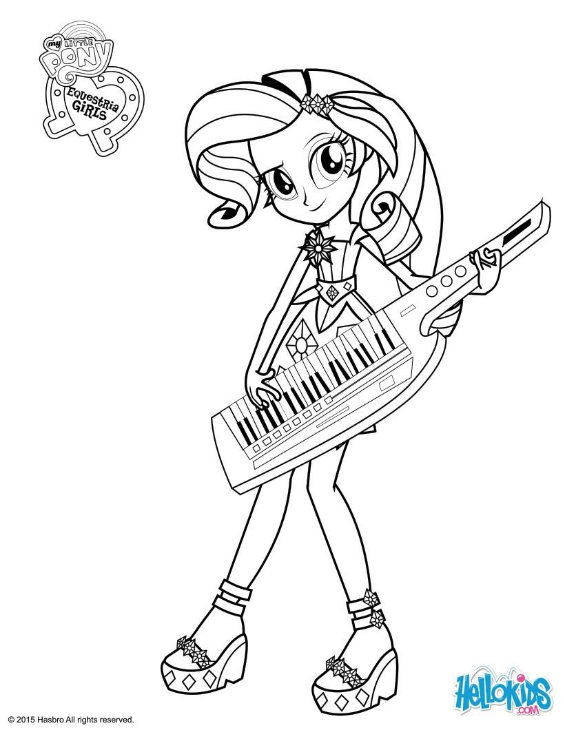 Ausmalbilder Zum Ausdrucken My Little Pony : Mein Kleines Pony Zum Ausmalen Ausmalbilder Ausmalbilder