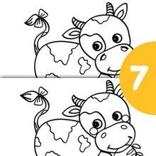 KUH finde die 5 Unterschiede