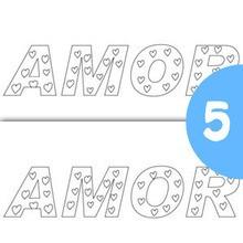 AMOR 5 Unterschiede Spiel