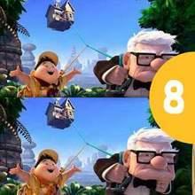 Oben - Pixar