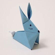 Die Origami-Hasen