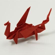 Erweiterte Origami-Drachen