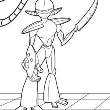 Krieger Robot