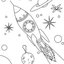 Rocket-Raum