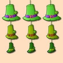 Leprechaun Hüte Saiten Schmuck