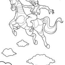 Das verzauberte Pferd