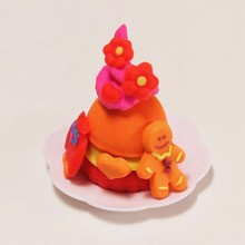 Cupcakes Plastilin
