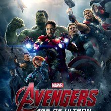 Avengers: Age of Ultron (auch in 3D)