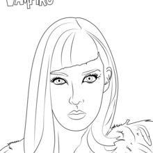Catalina Chica Vampiro