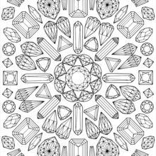 Mandala Grafik