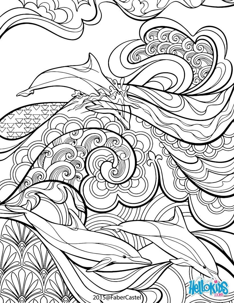 Mandala-Kunst-Deko-