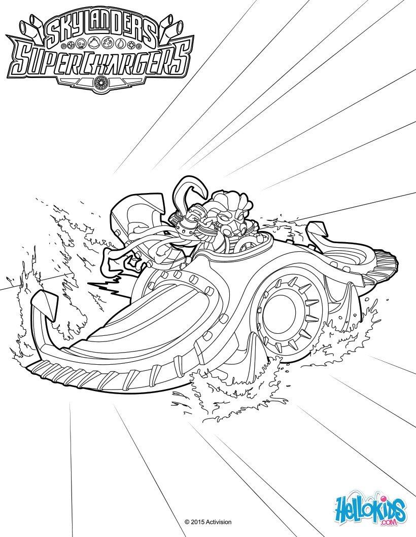 Ausgezeichnet Druckbare Skylander Malvorlagen Bilder - Malvorlagen ...