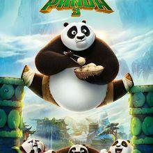 Kung Fu Panda 3-clip1