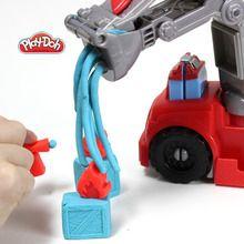 Das Feuerwehrauto Play-Doh