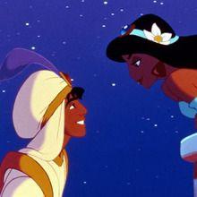 Aladdin, Aladin zum Ausmalen